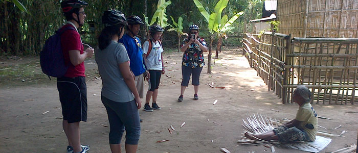 bamboo handicraft