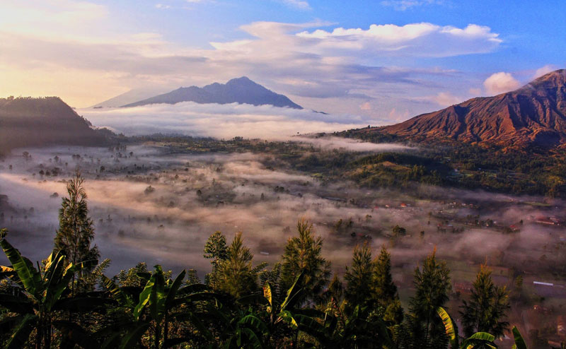 sunrise pinggan village